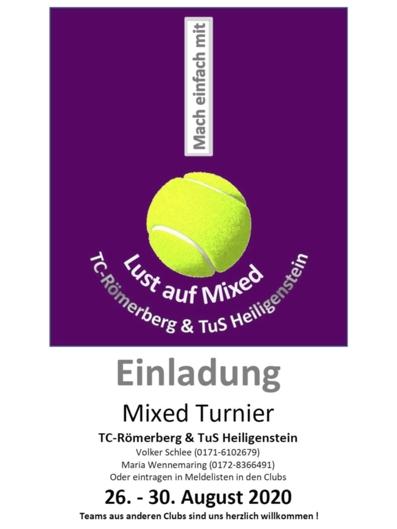 Mixedmeisterschaften 2020